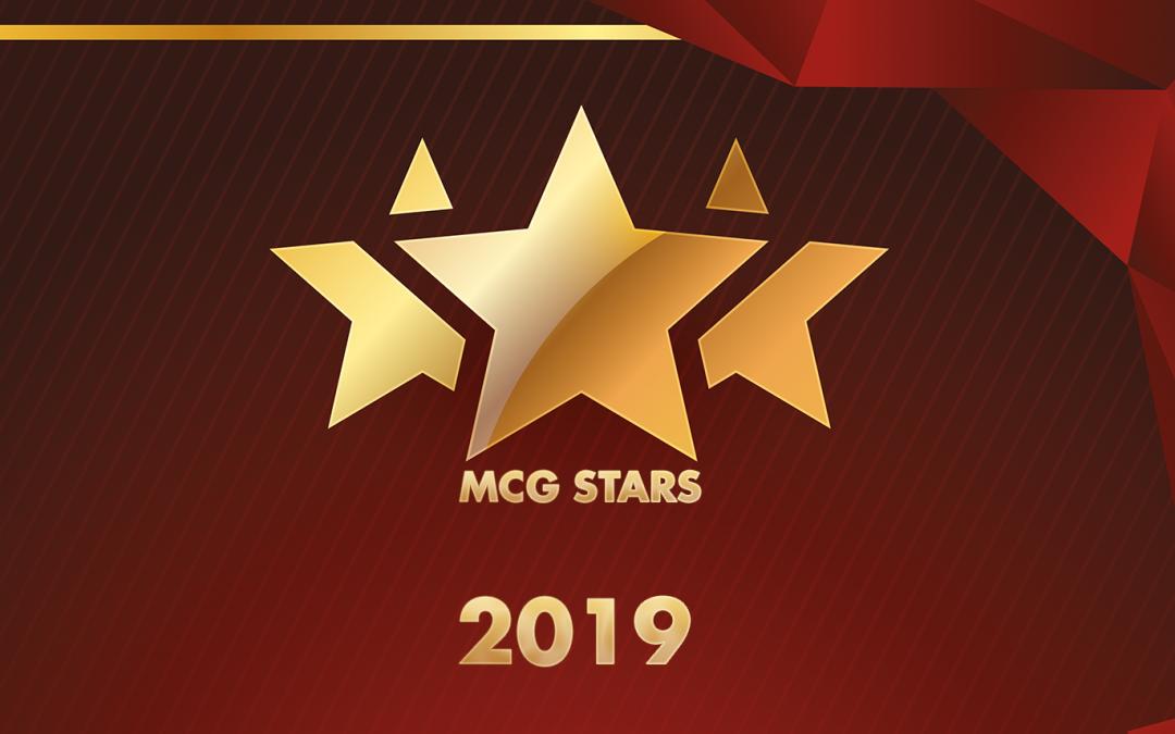 Unsere MCG Stars 2019