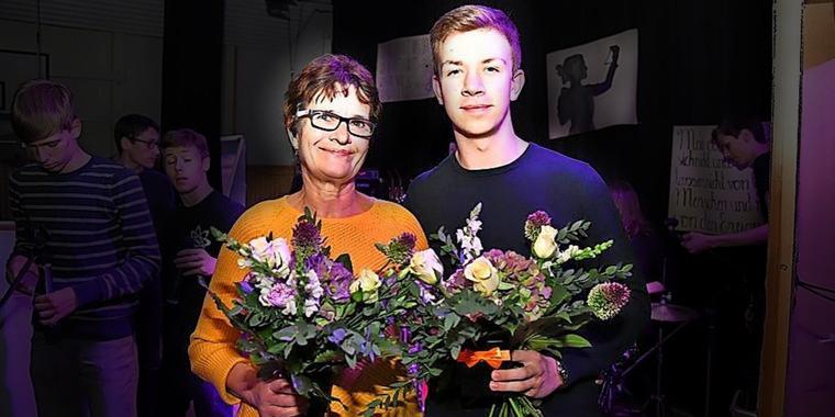 Ursula Gottschalk & Marco Magacs mit Marie-Curie-Preis ausgezeichnet