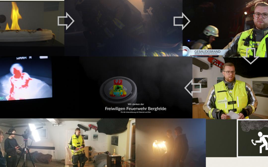2. Platz beim Bundeswettbewerb Brandschutz macht Schule