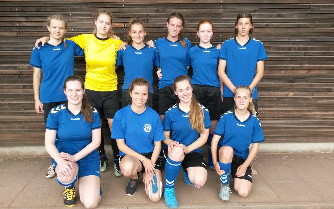 Vize-Landesmeister im Fußball (WK II w 2018)