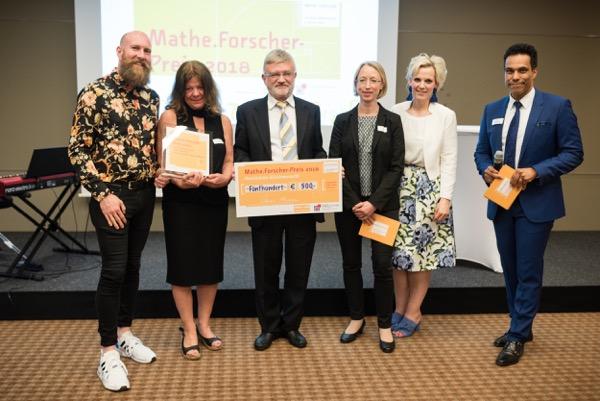 Mathe-Forscher-Preis für das MCG