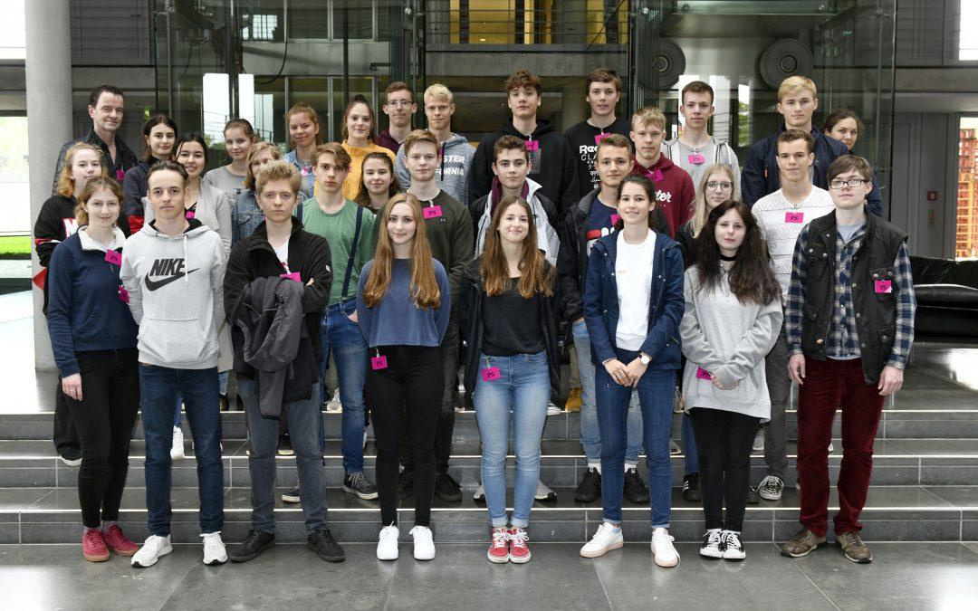 Exkursion – Deutscher Bundestag