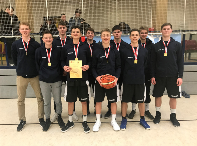 MCG-Basketballer stehen zum 4. Mal im Bundesfinale