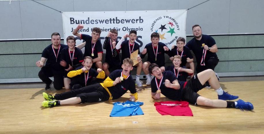 MCG-Handballer fahren nach Berlin!!!