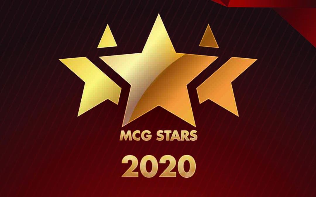 Unsere MCG Stars 2020