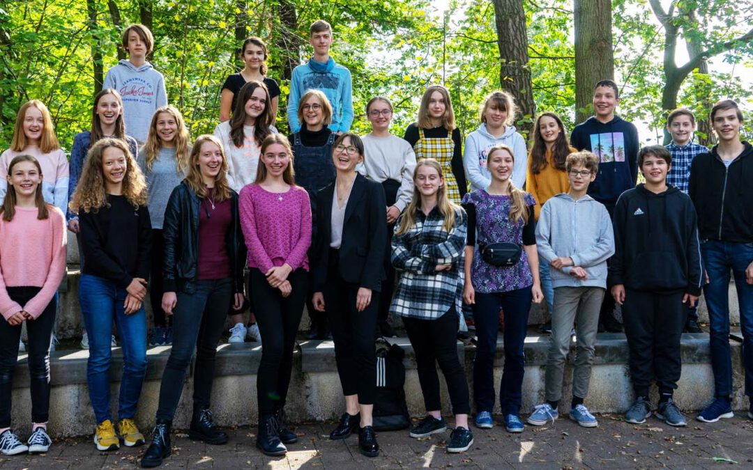 """Schülerzeitung """"Radioactive"""" erneut ausgezeichnet"""