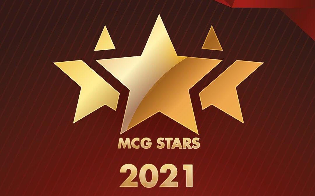 Unsere MCG Stars 2021